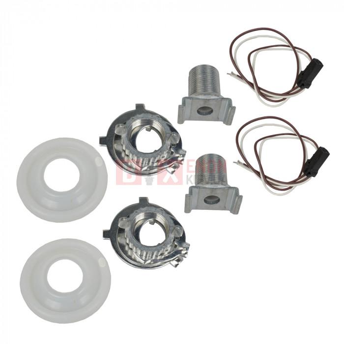 Светодиодные линзы AMS Bi-LED i3 3.0 дюйма