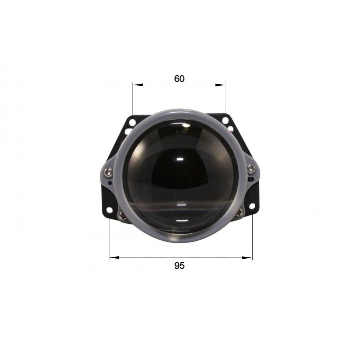 Светодиодные Bi-LED линзы Infolight A1 3.0