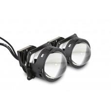 Светодиодные BI-LED линзы Infolight Deluxe 3.0