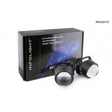 Светодиодные Bi-LED линзы Infolight S1 2.5