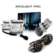 Комплект Биксенона Infolight Pro H4 H/L 35W Can-Bus
