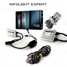 Комплект Биксенона Infolight Expert H4 H/L 35W 24V