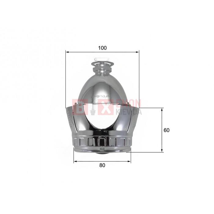 Биксеноновые линзы Infolight G5 Ultimate 2.5