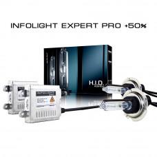 Комплект ксенона Infolight Expert 35W 24V +50%
