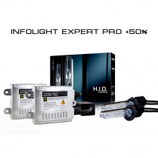 Комплект ксенона Infolight Expert Pro Can-Bus +50%