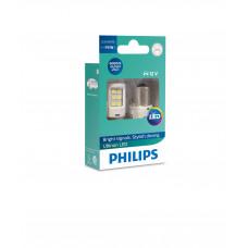 Светодиодная лампа PHILIPS P21W LED 12 Ultinon White 11498ULWX2