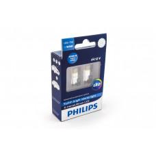 Светодиодная лампа PHILIPS LED T10 W5W 4000K