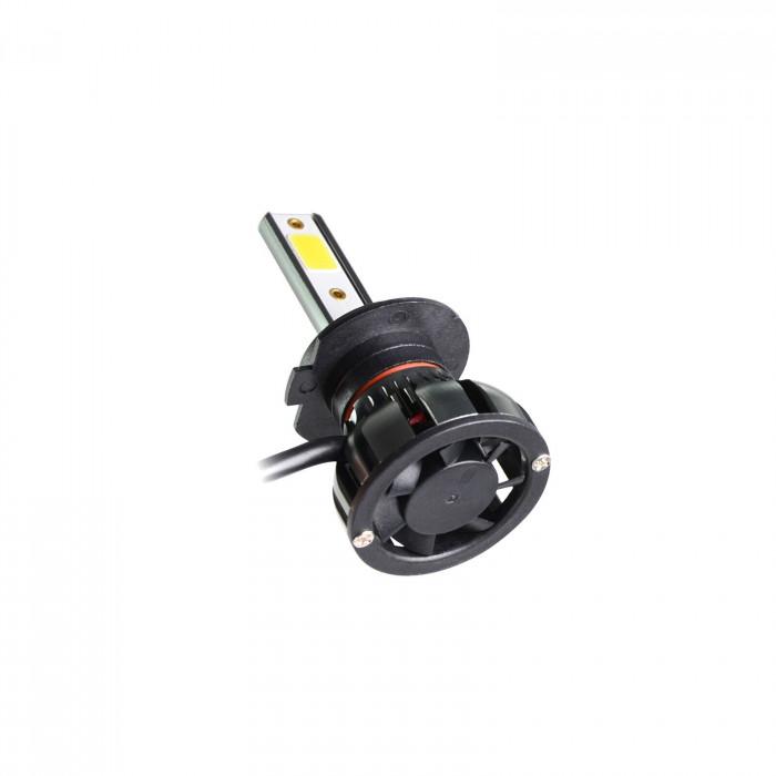 Светодиодная лампа MLux Led Grey Line H7 6000K 26W