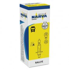 Галогенная лампа Narva H1 24V 100W 48750 Ralley