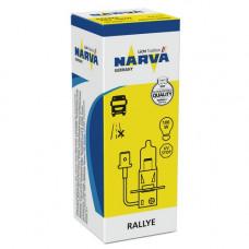 Галогенная лампа Narva H3 24V 100W Rallye 48751