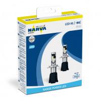 Светодиодная лампа Narva H4 LED 6000К 18004