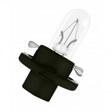 Галогенная лампа NARVA Bax 1.2W 12V BX8.4D BLACK 17028