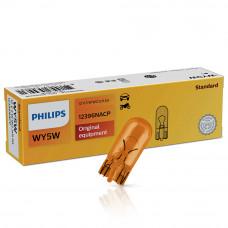 Галогенная лампа PHILIPS WY5W Vision 12396NACP