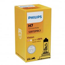 Галогенная лампа PHILIPS H7 Vision +30% 12972PRC1