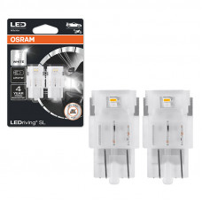 Светодиодная лампа OSRAM W21W 12V 6000K 7505DWP-02B