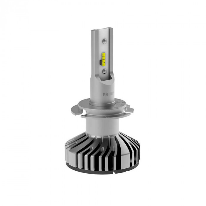 Светодиодная лампа PHILIPS H7 X-treme Ultinon +200% 12985BWX2
