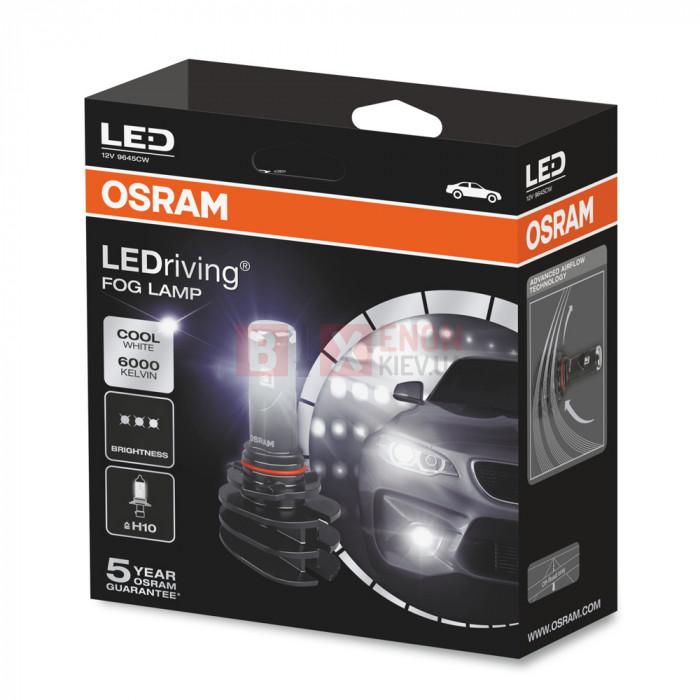 Светодиодная лампа OSRAM H10 9645CW LEDriving FOG LAMP