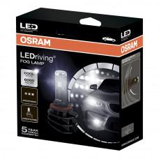 Светодиодная лампа OSRAM H8/H11/H16 66220CW LEDriving FOG LAMP