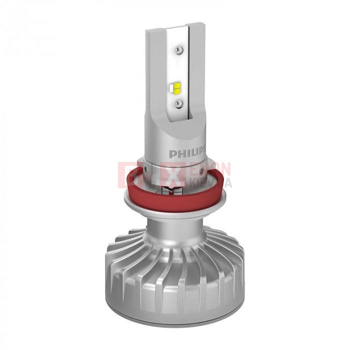 Светодиодная лампа PHILIPS LED H8/H11/H16 Ultion +160% 11366ULWX2