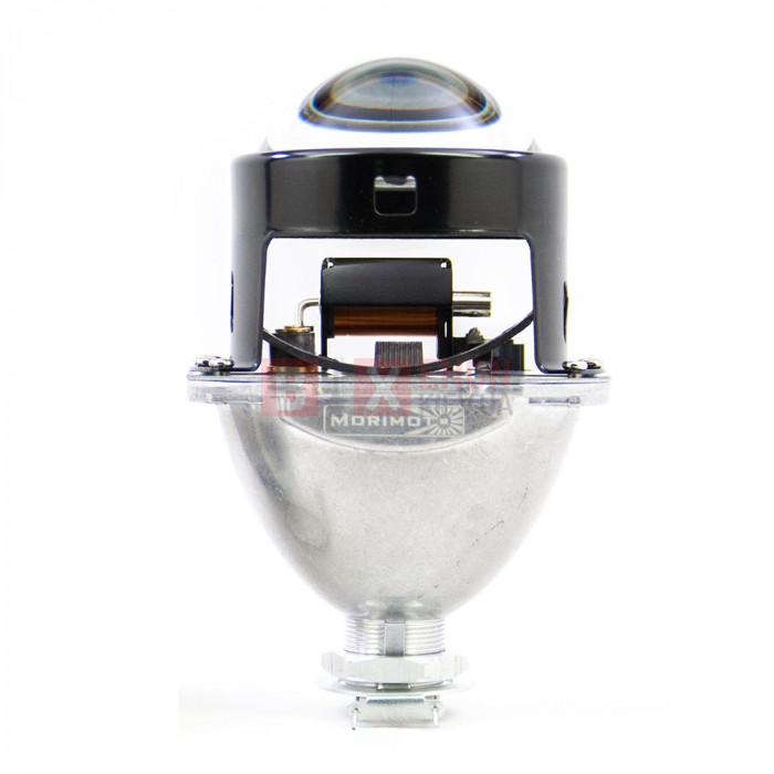 Биксеноновые линзы Morimoto Mini H1 2.5 дюйма Маска X
