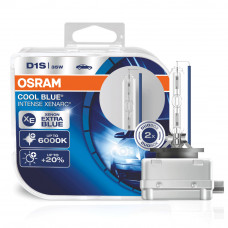 Ксеноновая лампа OSRAM D1S Cool Blue Intense 66140CBI-HCB2