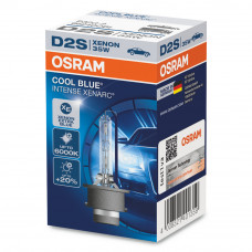 Ксеноновая лампа OSRAM D2S Cool Blue Intense 66240CBI