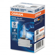 Ксеноновая лампа OSRAM D3S Cool Blue Intense 66340CBI