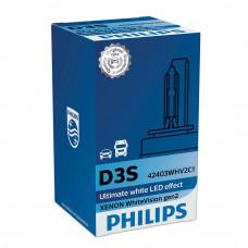 Ксеноновая лампа PHILIPS D3S White Vision gen2 42403WHV2C1