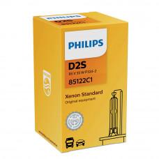 Ксеноновая лампа PHILIPS D2S Vision +30% 85122VIC1