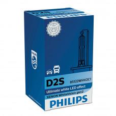 Ксеноновая лампа PHILIPS D2S White Vision gen2 85122WHV2C1