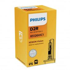 Ксеноновая лампа PHILIPS D2R Vision +30% 85126VIC1