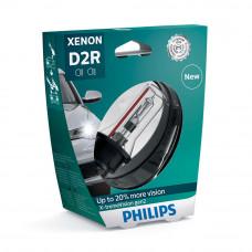 Ксеноновая лампа PHILIPS D2R X-treme Vision gen2 +150% 85126XV2S1