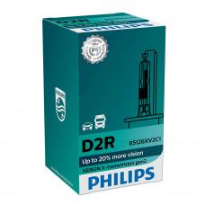Ксеноновая лампа PHILIPS D2R X-treme Vision gen2 +150% 85126XV2C1