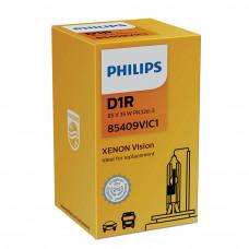 Ксеноновая лампа PHILIPS D1R Vision +30% 85409VIC1