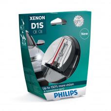 Ксеноновая лампа PHILIPS D1S X-treme Vision gen2 +150% 85415XV2S1