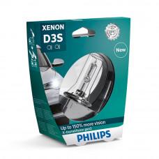 Ксеноновая лампа PHILIPS D3S X-treme Vision gen2 +150% 42403XV2S1