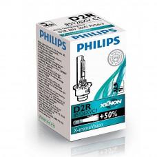 Ксеноновая лампа PHILIPS D2R X-treme Vision +50% 85126XVC1