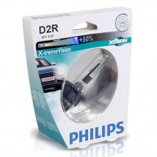 Ксеноновая лампа PHILIPS D2R X-treme Vision +50% 85126XVS1