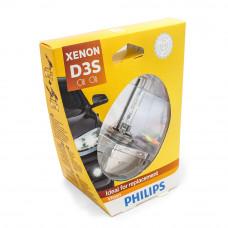 Ксеноновая лампа PHILIPS D3S Vision +30% 42403VIS1