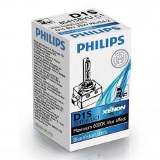 Ксеноновая лампа PHILIPS D1S Blue Vision Ultra 85415BVUC1